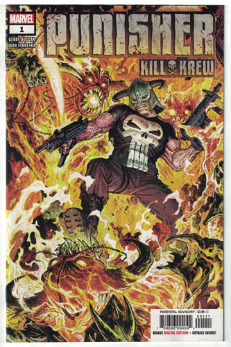 PUNISHER: KILL KREW#1