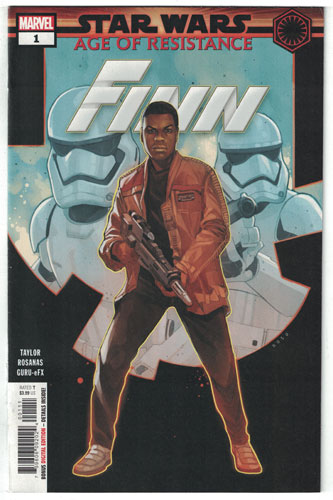 STAR WARS: AGE OF RESISTANCE--FINN #1