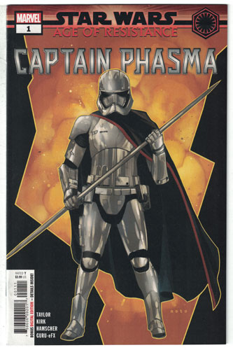 STAR WARS: AGE OF RESISTANCE--CAPTAIN PHASMA #1