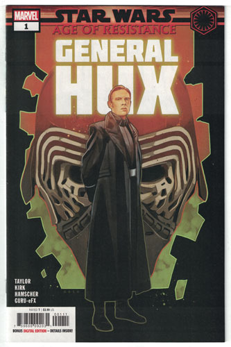 STAR WARS: AGE OF RESISTANCE--GENERAL HUX #1