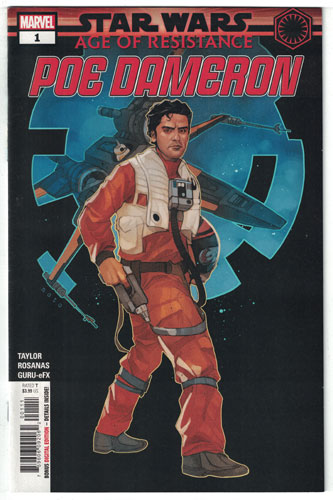 STAR WARS: AGE OF RESISTANCE--POE DAMERON #1
