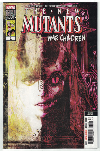 NEW MUTANTS: WAR CHILDREN#1