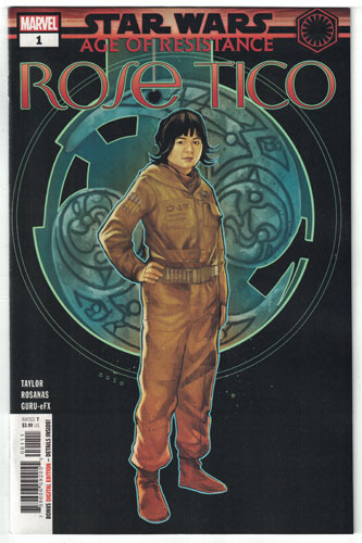 STAR WARS: AGE OF RESISTANCE--ROSE TICO#1