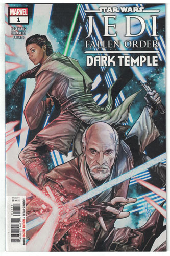 Star Wars Jedi: Fallen Order--Dark Temple #1