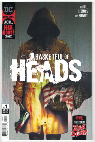 BASKETFUL OF HEADS#1