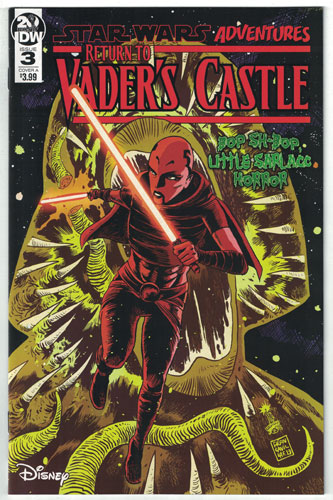 STAR WARS ADVENTURES: RETURN TO VADER'S CASTLE#3