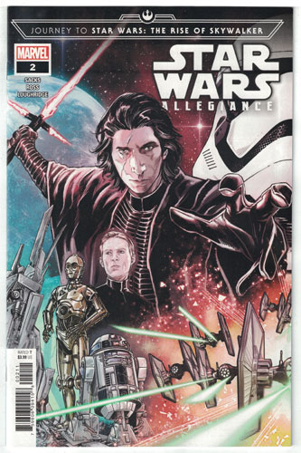 JOURNEY TO STAR WARS: THE RISE OF SKYWALKER--ALLEGIANCE#2
