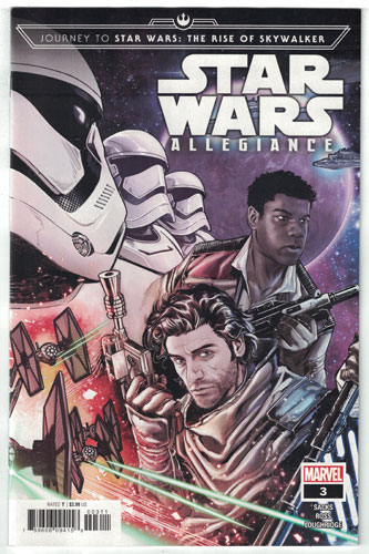 JOURNEY TO STAR WARS: THE RISE OF SKYWALKER--ALLEGIANCE#3