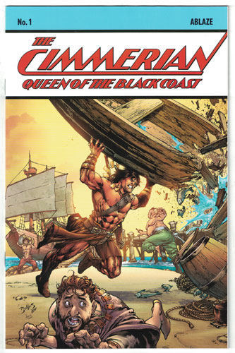 CIMMERIAN: QUEEN OF THE BLACK COAST#1