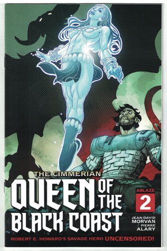 CIMMERIAN: QUEEN OF THE BLACK COAST#2