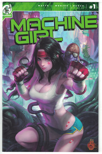 MACHINE GIRL#1