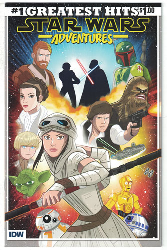 Star Wars Adventures: Greatest Hits