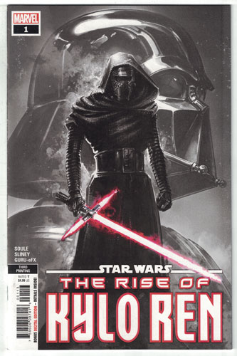 STAR WARS: THE RISE OF KYLO REN#1