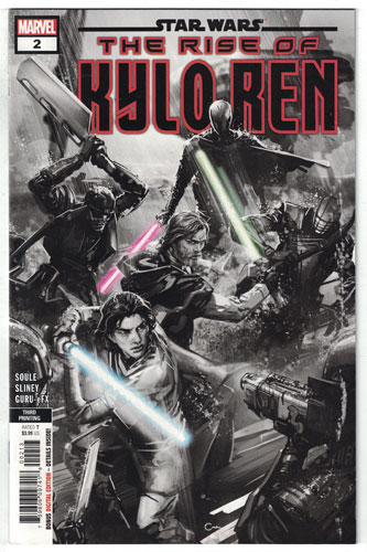 STAR WARS: THE RISE OF KYLO REN#2
