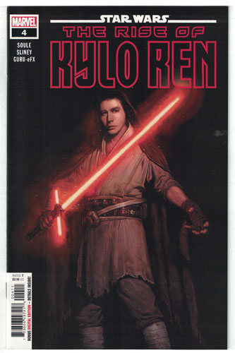STAR WARS: THE RISE OF KYLO REN#4
