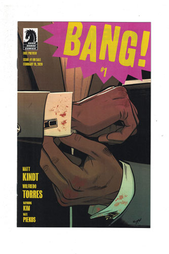 BANG! FREE PREVIEW ASHCAN