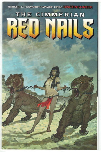 CIMMERIAN: RED NAILS #1