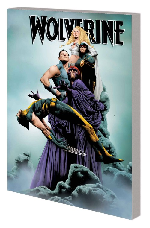 WOLVERINE BY JASON AARON: THE COMPLETE COLLECTION VOL 03