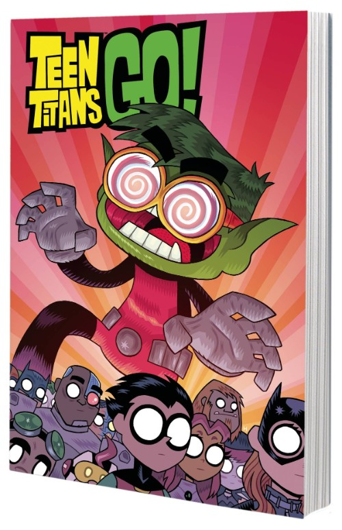 TEEN TITANS GO! VOL 02: WELCOME TO THE PIZZA DOME