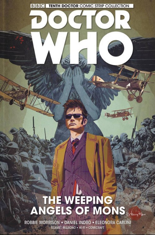 DOCTOR WHO: THE TENTH DOCTOR VOL 02: THE WEEPING ANGELS OF MONS