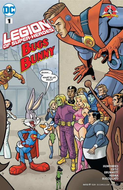 LEGION OF SUPER-HEROES/BUGS BUNNY SPECIAL#1