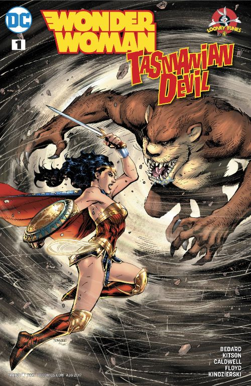 WONDER WOMAN/TASMANIAN DEVIL SPECIAL#1