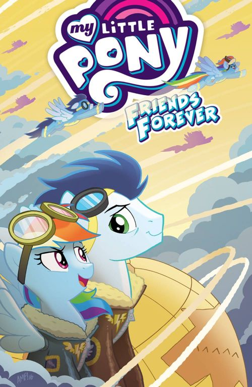 MY LITTLE PONY: FRIENDS FOREVER VOL 09
