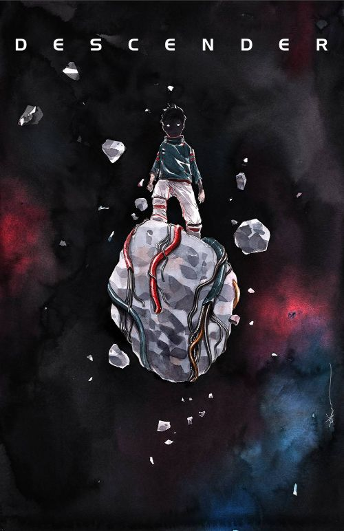 DESCENDER VOL 04: ORBITAL MECHANICS