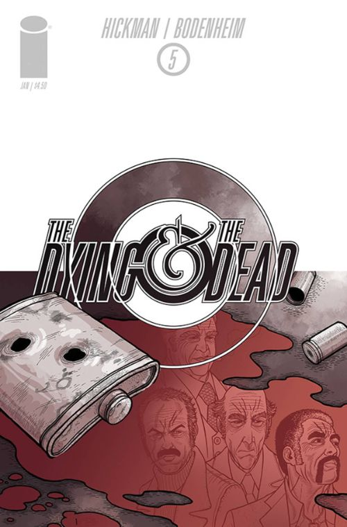 DYING AND THE DEAD#5
