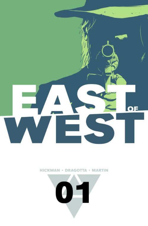 EAST OF WESTVOL 01: THE PROMISE