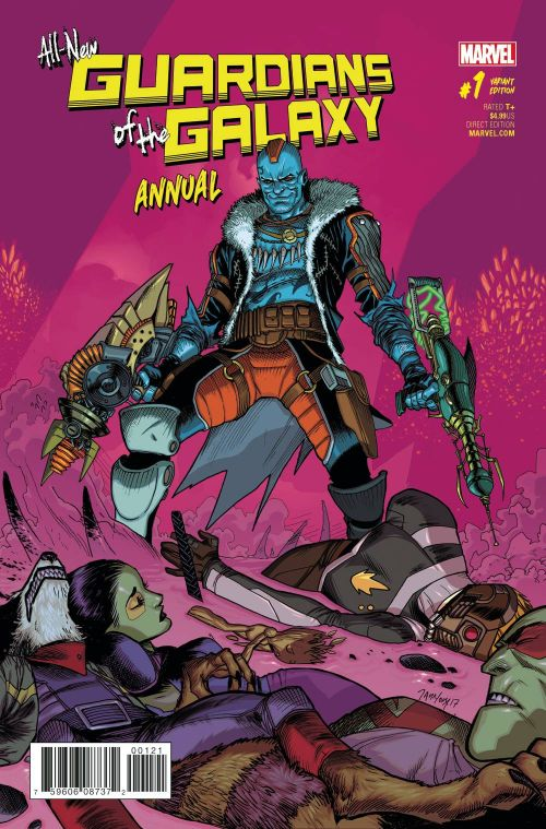 ALL-NEW GUARDIANS OF THE GALAXY ANNUAL#1