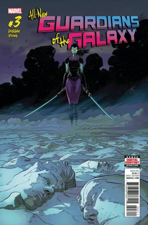 ALL-NEW GUARDIANS OF THE GALAXY#3