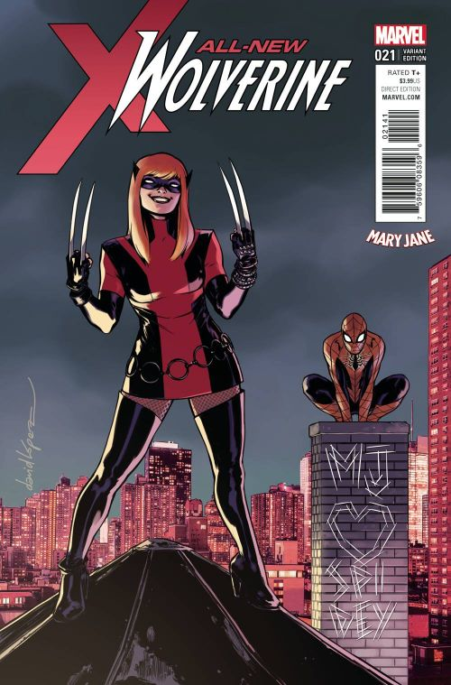 ALL-NEW WOLVERINE#21