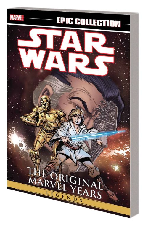 STAR WARS LEGENDS EPIC COLLECTION: THE ORIGINAL MARVEL YEARS VOL 02