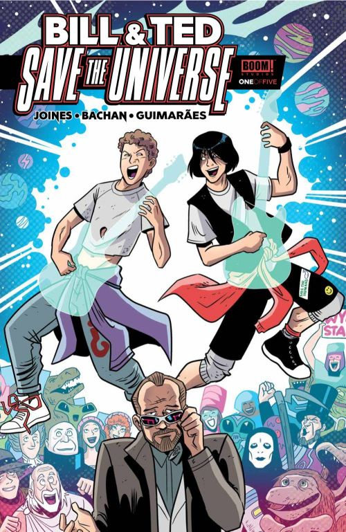 BILL AND TED SAVE THE UNIVERSE#1