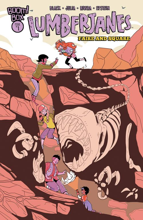 LUMBERJANES 2017 SPECIAL: FAIRE AND SQUARE#1