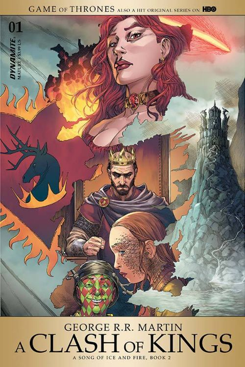 GAME OF THRONES: A CLASH OF KINGS#1