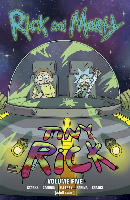RICK AND MORTY VOL 05