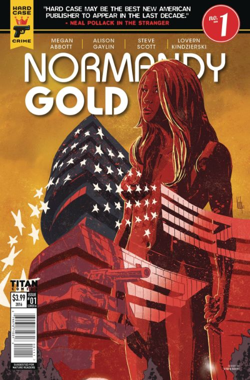 NORMANDY GOLD#1