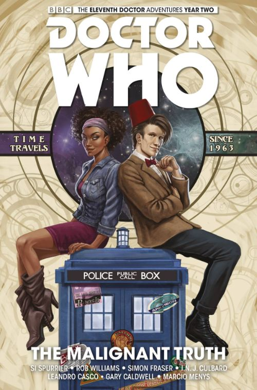 DOCTOR WHO: THE ELEVENTH DOCTOR VOL 06: THE MALIGNANT TRUTH