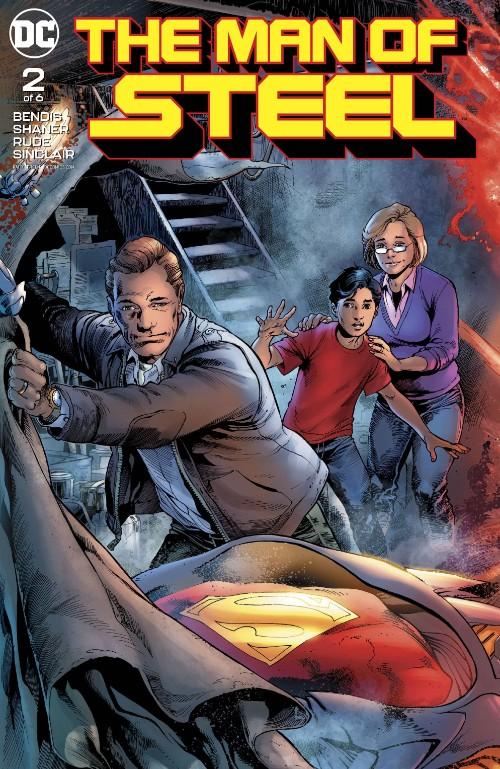 BRIAN MICHAEL BENDIS (W) Tag | Spiral Comics