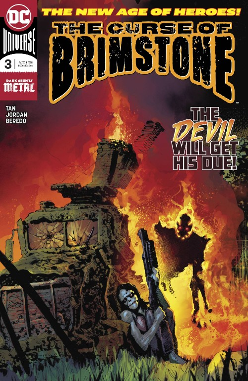 CURSE OF BRIMSTONE#3