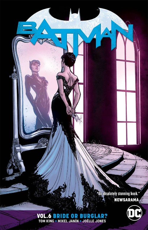 BATMAN VOL 06: BRIDE OR BURGLAR