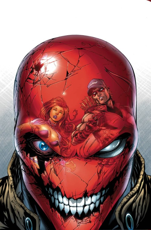 RED HOOD AND THE OUTLAWS: THE NEW 52 OMNIBUSVOL 01