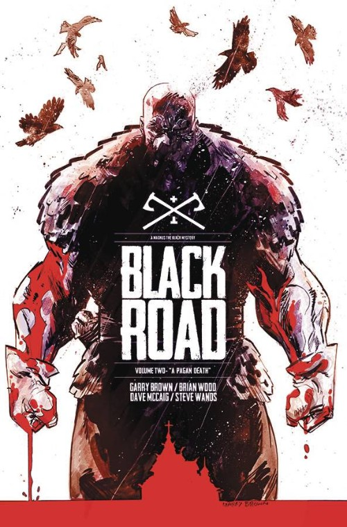 BLACK ROADVOL 02: A PAGAN DEATH