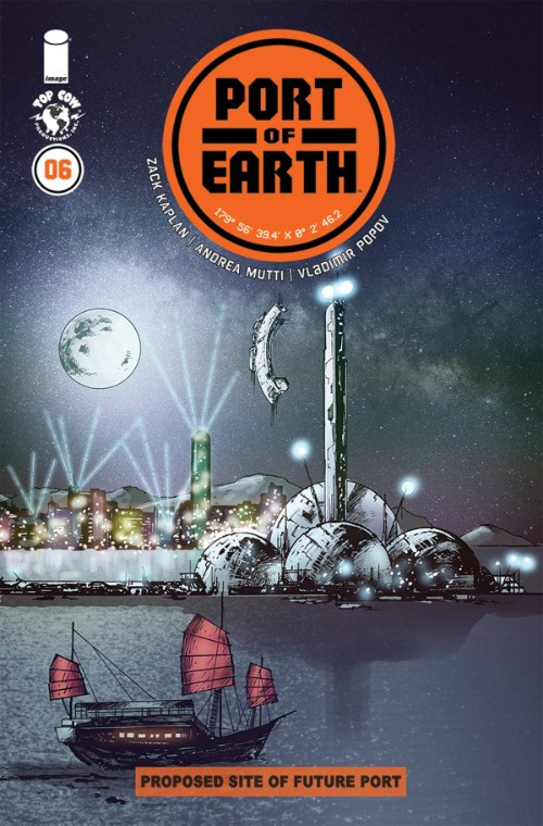 PORT OF EARTH#6
