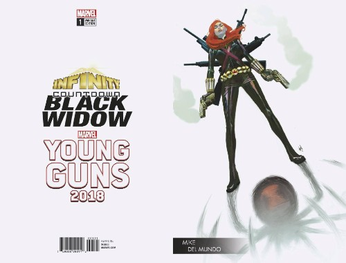INFINITY COUNTDOWN: BLACK WIDOW#1