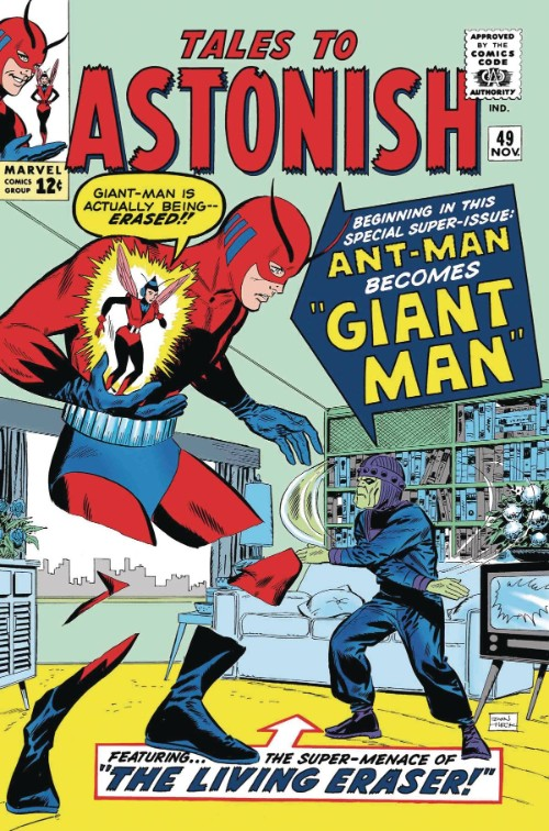 TRUE BELIEVERS: ANT-MAN AND THE WASP--THE BIRTH OF GIANT-MAN#1