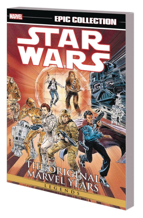 STAR WARS LEGENDS EPIC COLLECTION: THE ORIGINAL MARVEL YEARS VOL 03