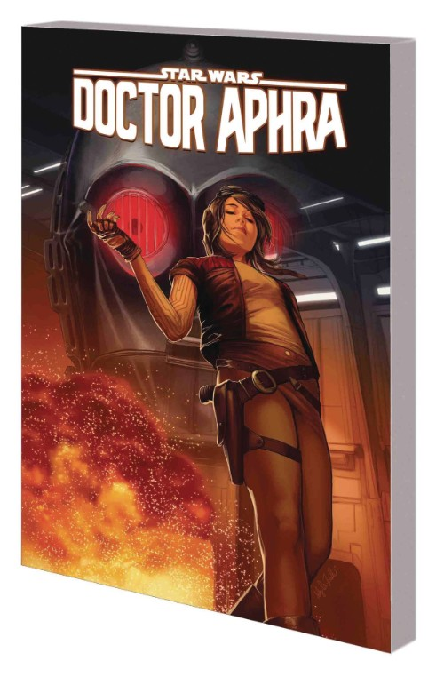 STAR WARS: DOCTOR APHRA VOL 03: REMASTERED